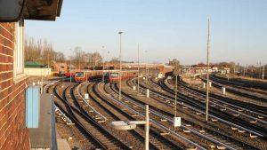 Stellwerk und Bahn, Along the Lines