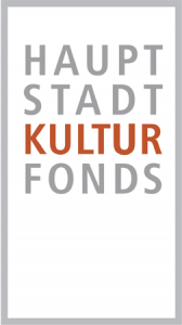 Logo des Kooperationspartners Hauptstadtkulturfonds