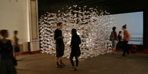 Flying Ships Installation by Natalia Irina Roman