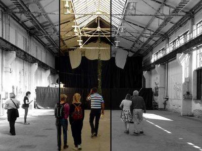 Halle125 Installation Natalia Irina Roman