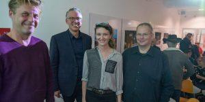 Jörn Hintzer, Michael Knoll, Natalia Irina Roman, Onno Szillis
