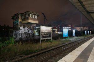 verlassenes Stellwerk, Foto von Philipp Köhler