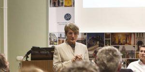 Heike Pieper von der Deutschen Stiftung Denkmalschutz