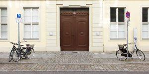 Eingangstür Nicolaihaus
