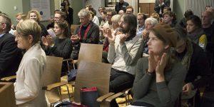 Publikum der Veranstaltung Stillgelegte Objekte der Deutschen Bahn