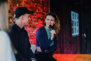 Natalia Irina Roman Event
